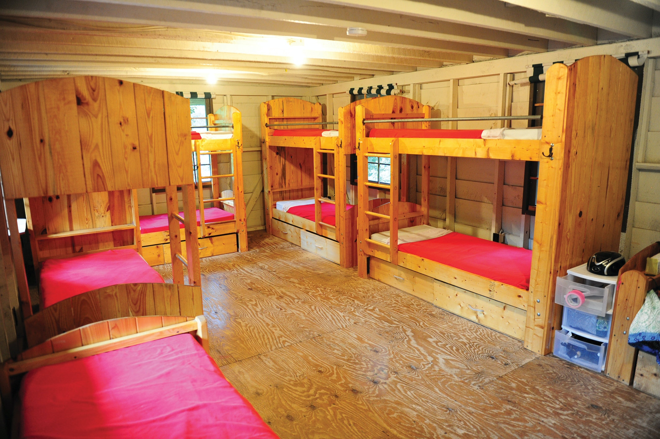 Good Bunks and Bedding New Camper Blog Series