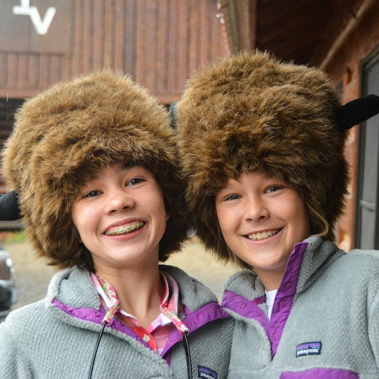 Two girls wearing moose hats.jpg?ixlib=rails 2.1