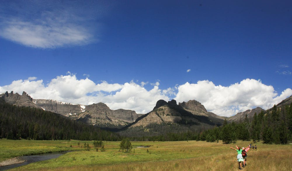 Program Details | Teton Valley Ranch Camp