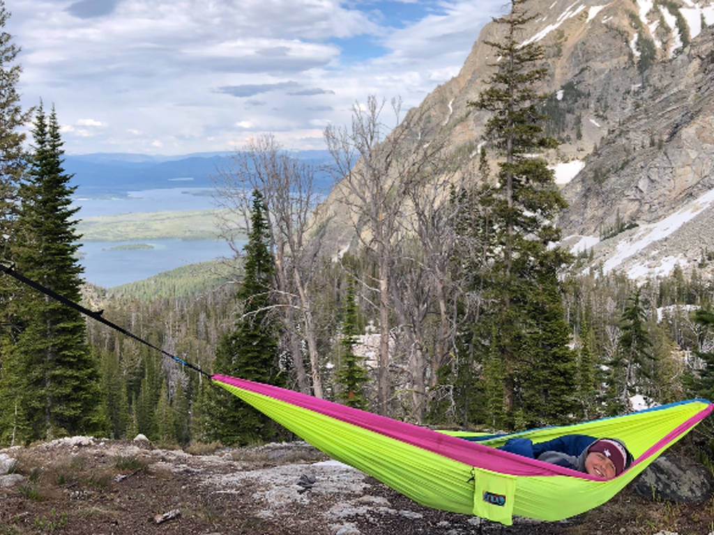 4 of the Best Backpacking Trips in the Grand Teton and Wind River Areas