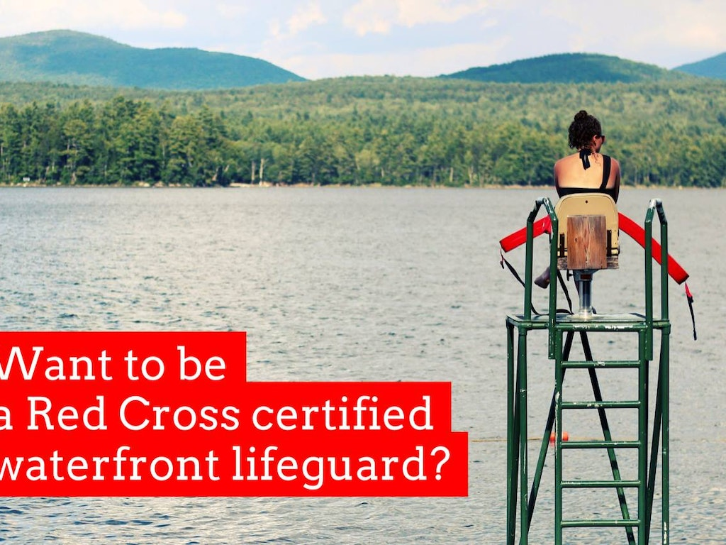 Red Cross Lifeguard Course at Camp Alvernia