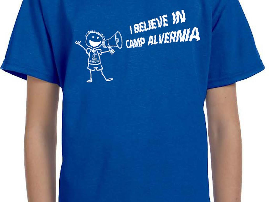 We Believe in Camp Alvernia Virtual 5K!