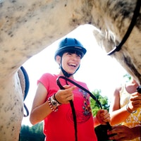Fun at the horse ring at keystone camp for girls.jpg?ixlib=rails 2.1