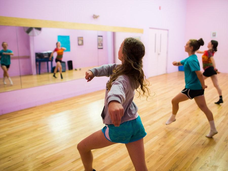 Dance room at keystone camp for girls.jpg?ixlib=rails 2.1