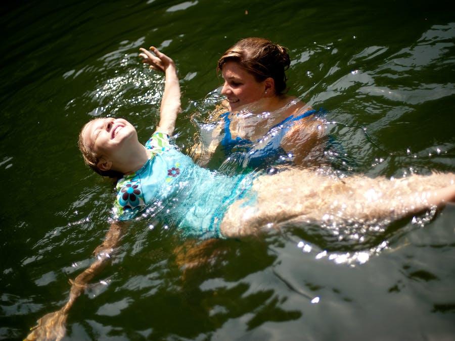 Floating in the pool at keystone camp for girls.jpg?ixlib=rails 2.1