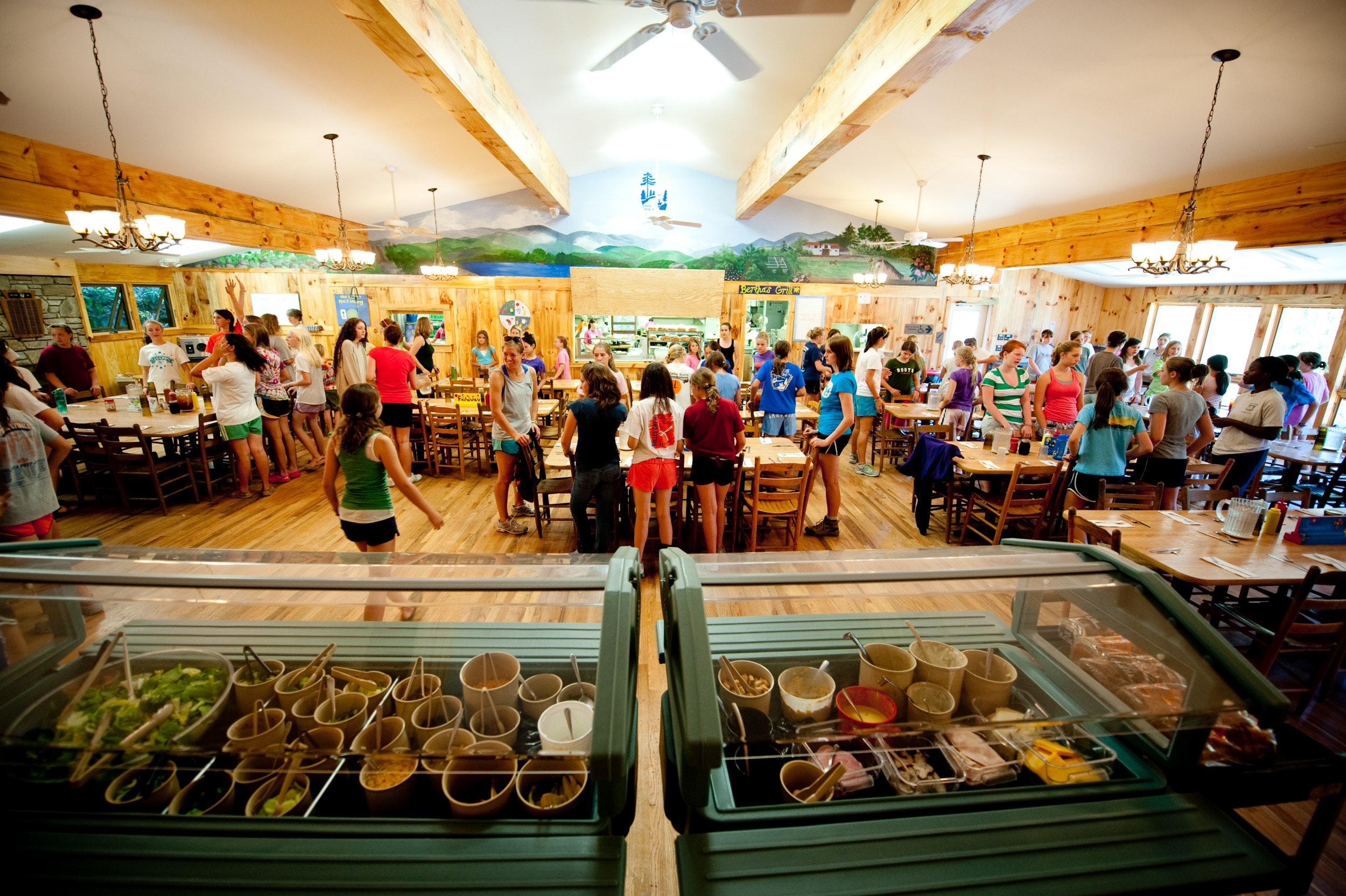 Dining hall at keystone summer camp for girls in north carolina.jpg?ixlib=rails 2.1
