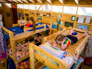Bunk life at keystone summer camp for girls in north carolina.jpg?ixlib=rails 2.1