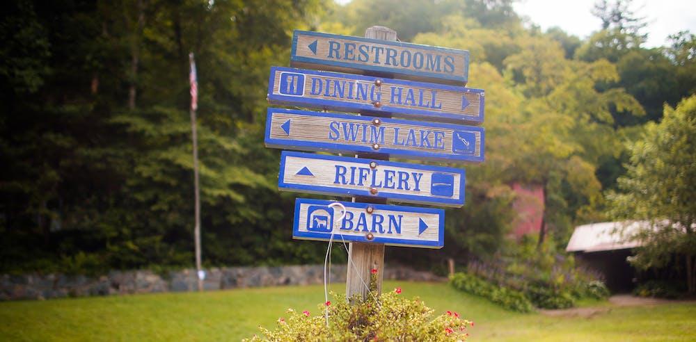 Signage at keystone summer camp for girls in north carolina.jpg?ixlib=rails 2.1