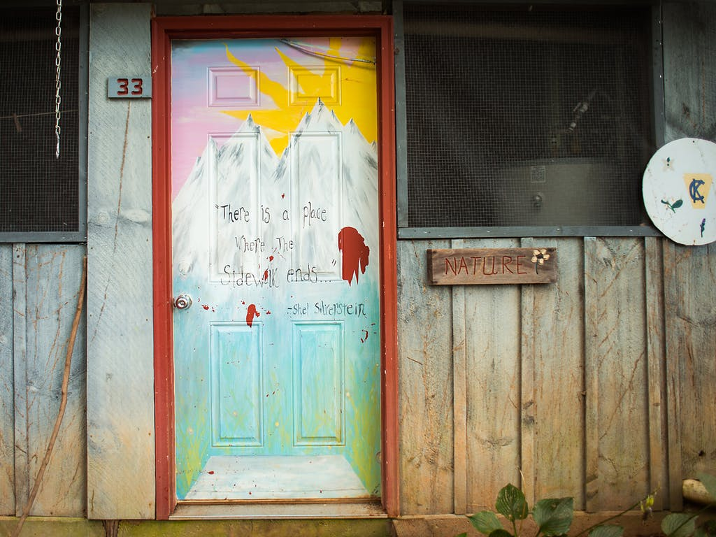 Creative doorways at keystone summer camp for girls in north carolina.jpg?ixlib=rails 2.1