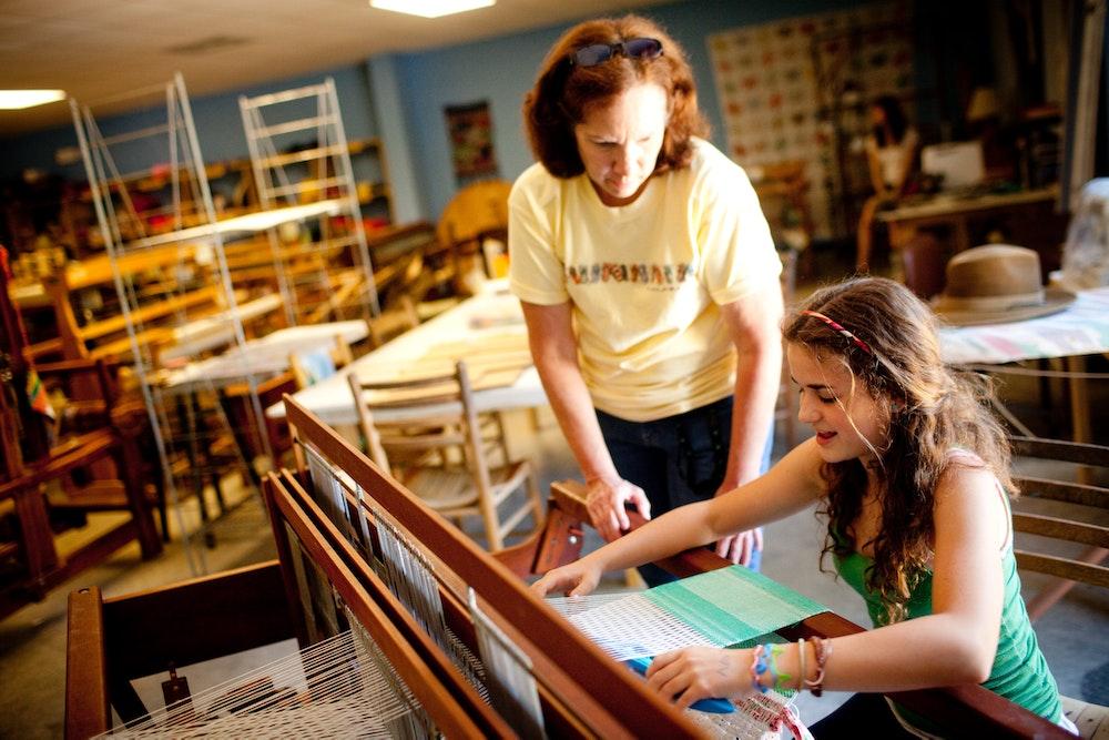 The loom at keystone summer camp for girls in brevard north carolina.jpg?ixlib=rails 2.1