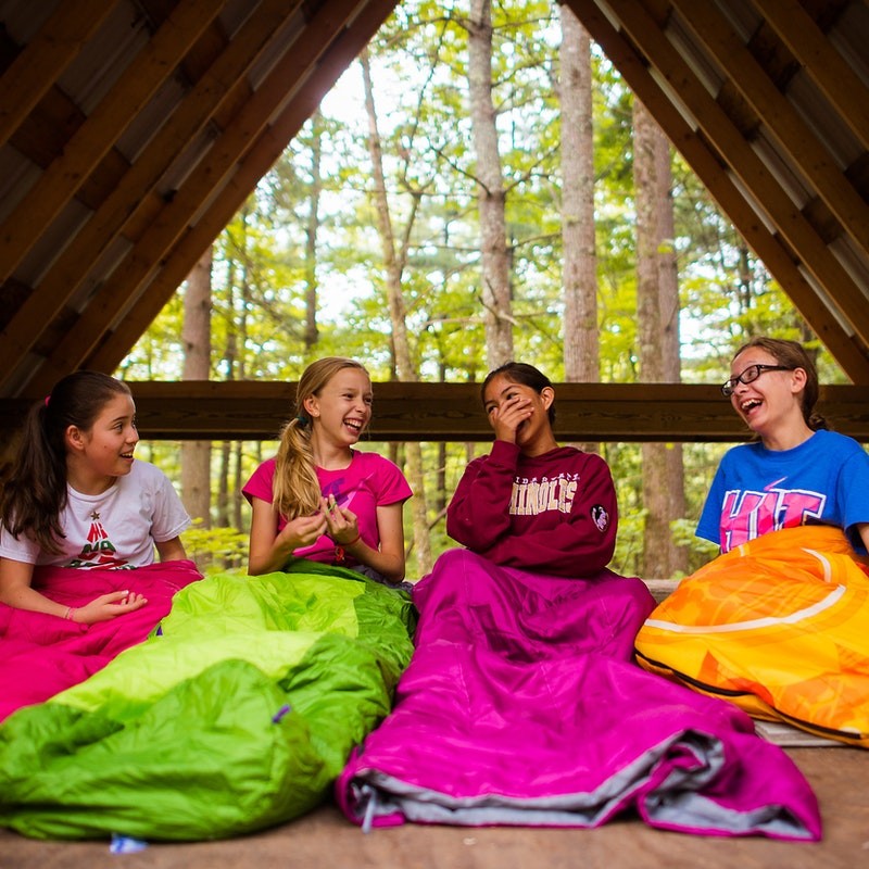 Best friend campout at keystone summer camp for girls in brevard north carolina.jpg?ixlib=rails 2.1