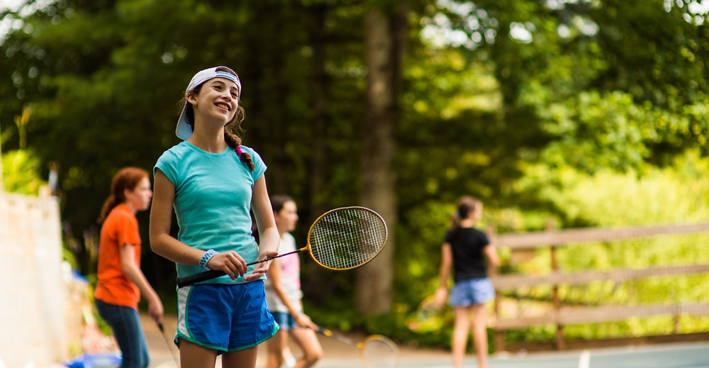 Badminton at keystone summer camp for girls in north carolina.jpg?ixlib=rails 2.1