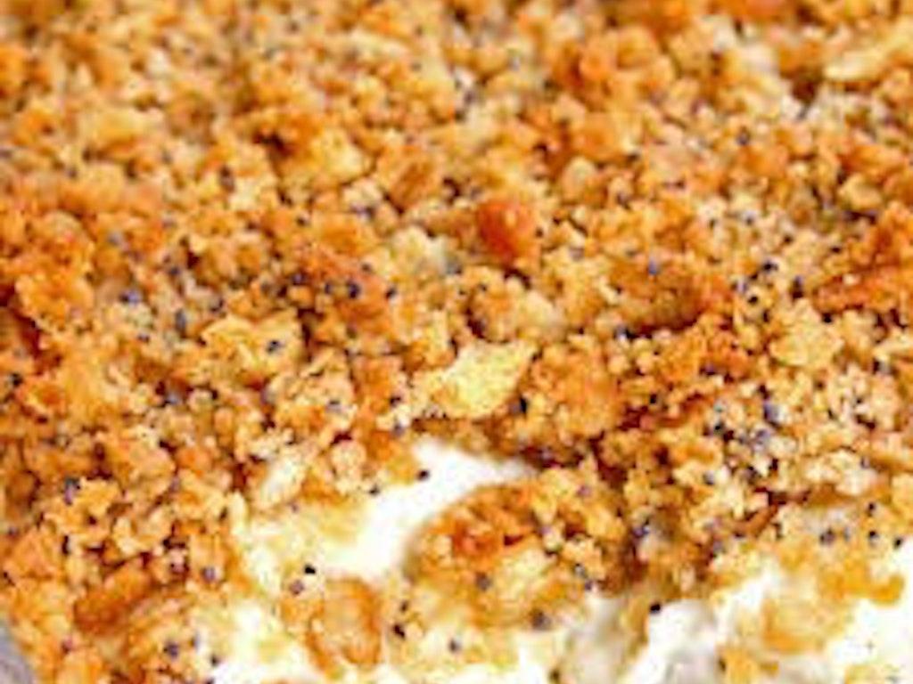 Cooking Corner: Poppy Seed Chicken Casserole