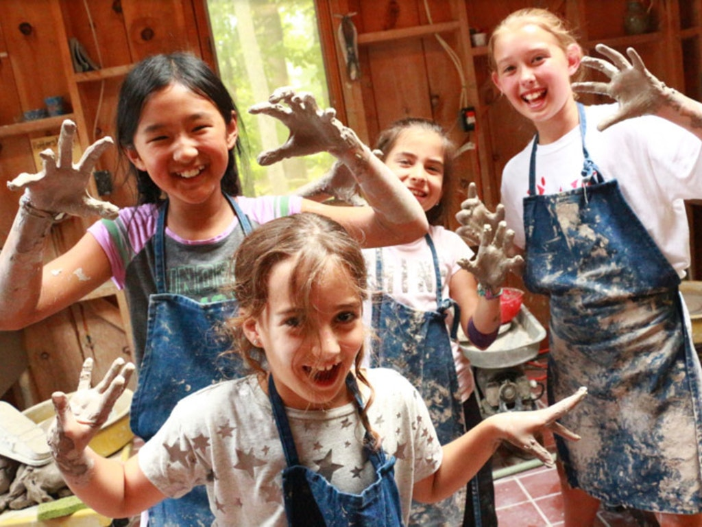 Camp Prepares Kids for Job Success