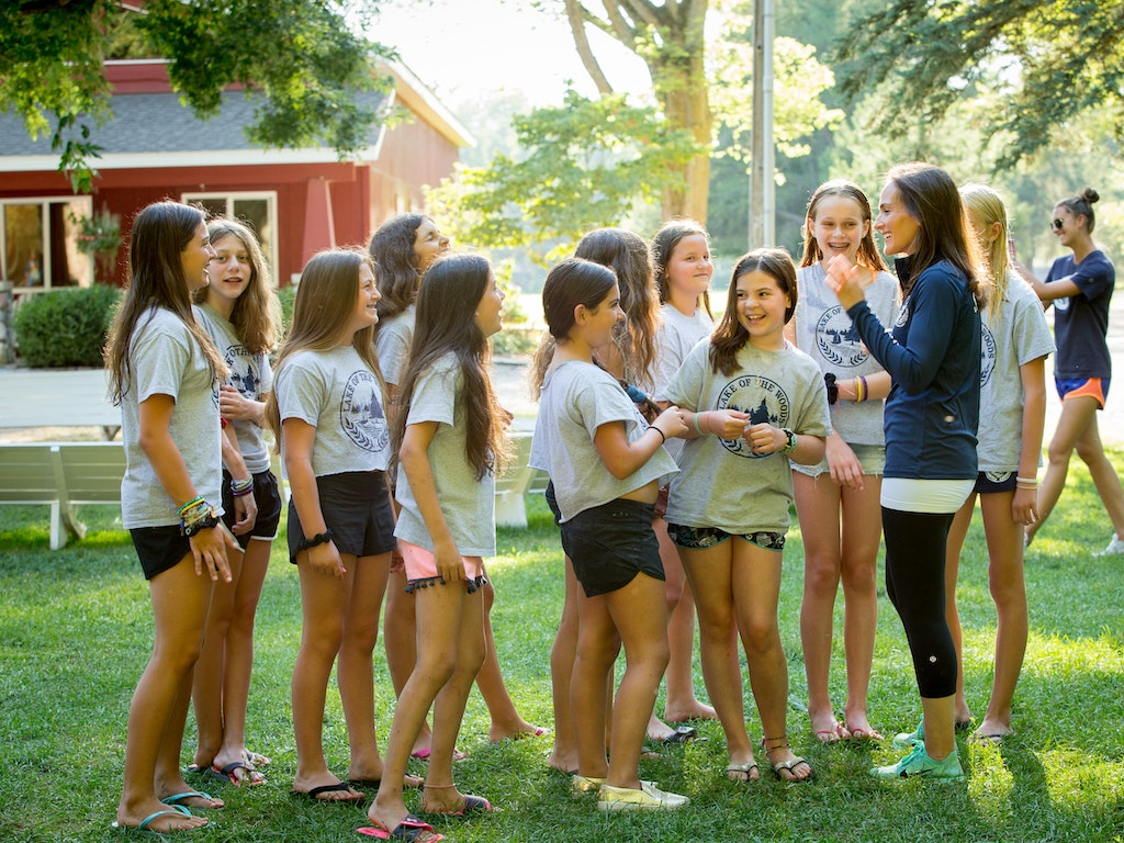 Why Work at Summer Camp?