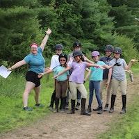 Great camp jobs kippewa equstrian academy summer jobs about jumping group photo.jpg?ixlib=rails 2.1