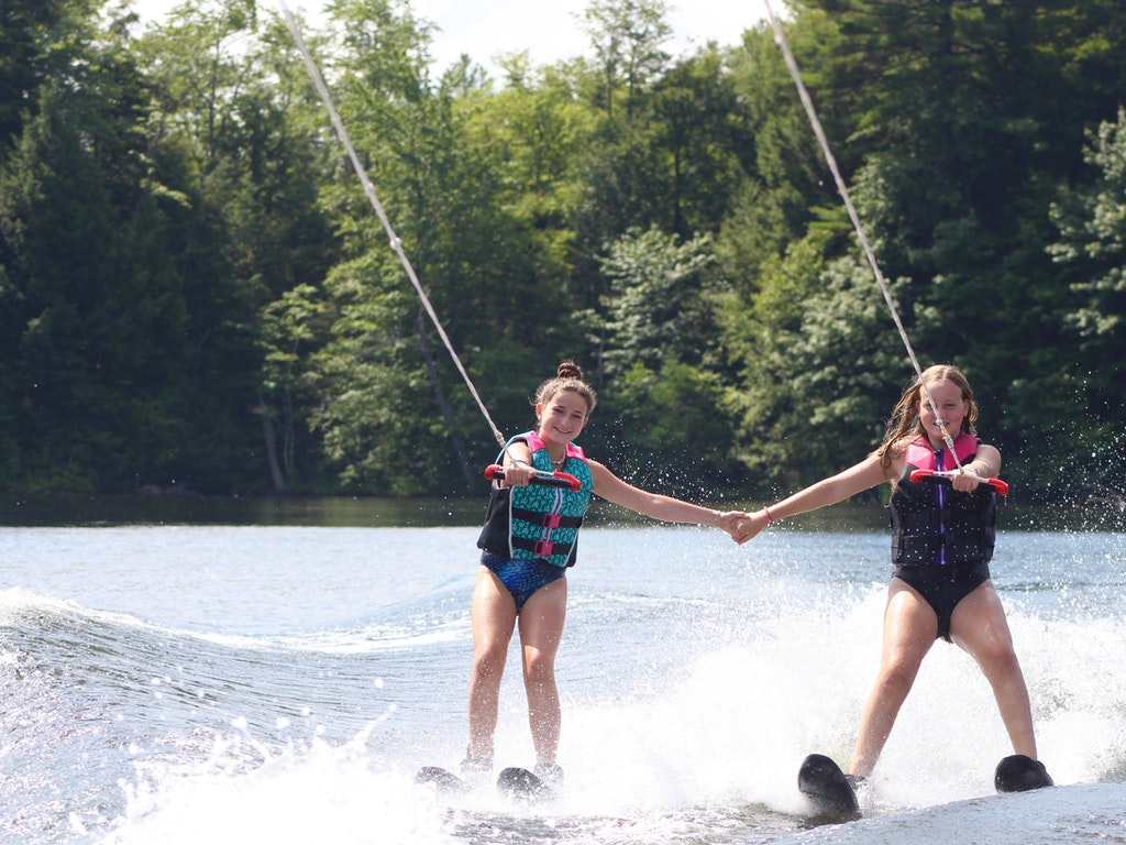What do great cabin counselors excel at?
