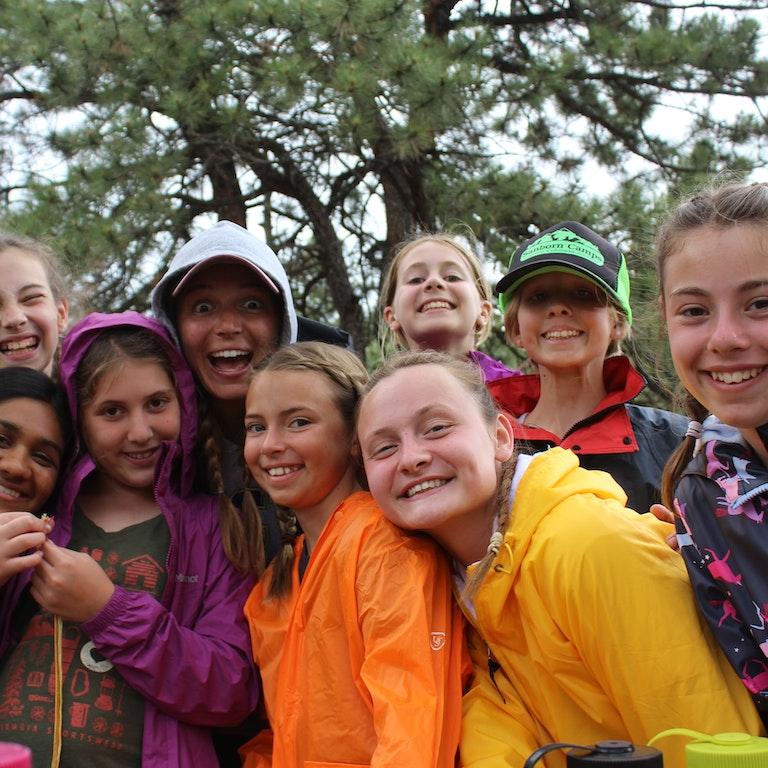 You Belong at Sanborn Western Camps