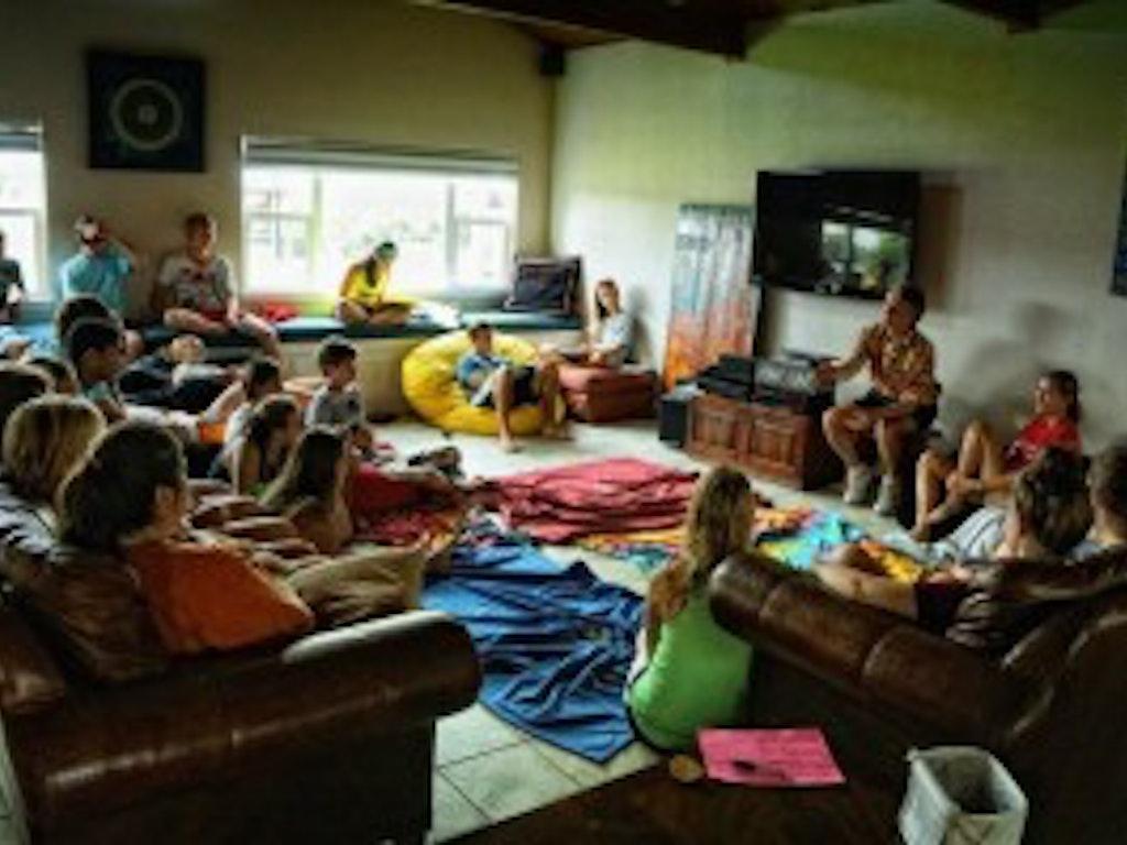 Senior Camper Program
