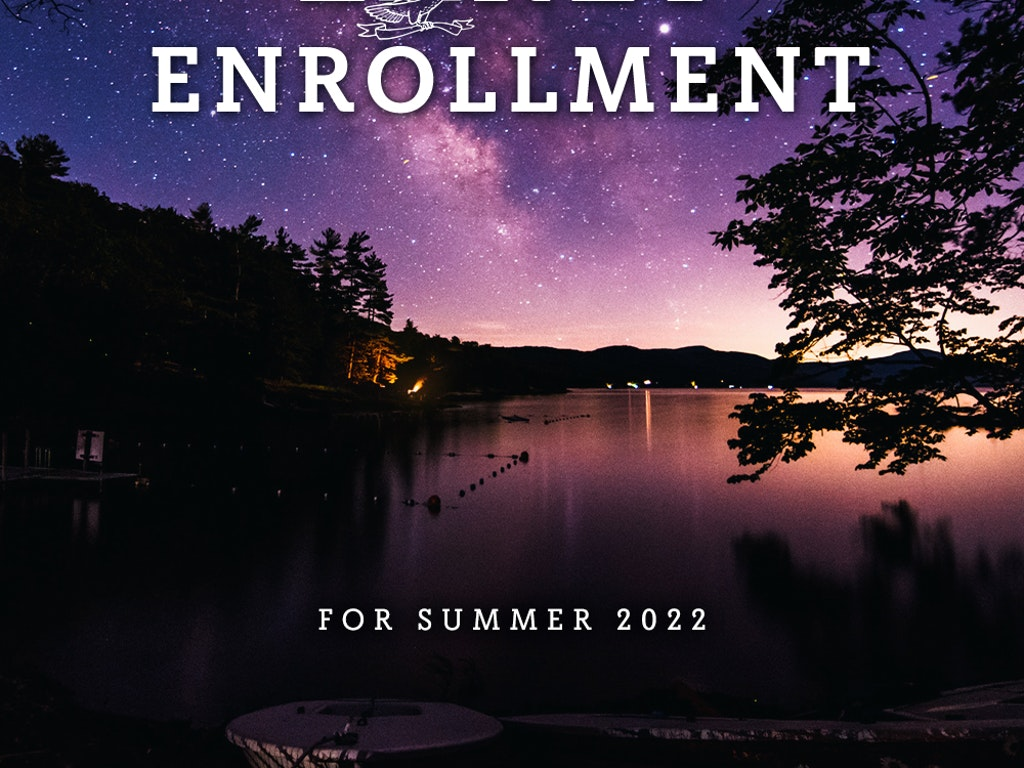 Enrollment for Summer 2022 is officially open!