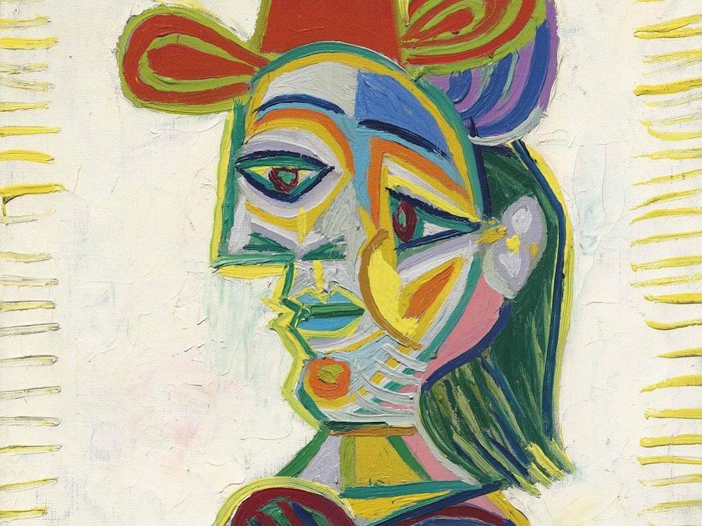 Self-Portraits like Picasso