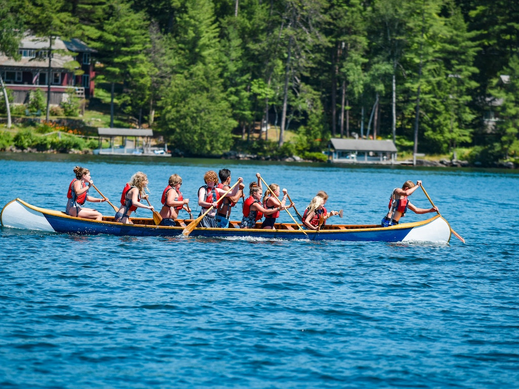 Is Adirondack Camp the BEST Summer Camp?