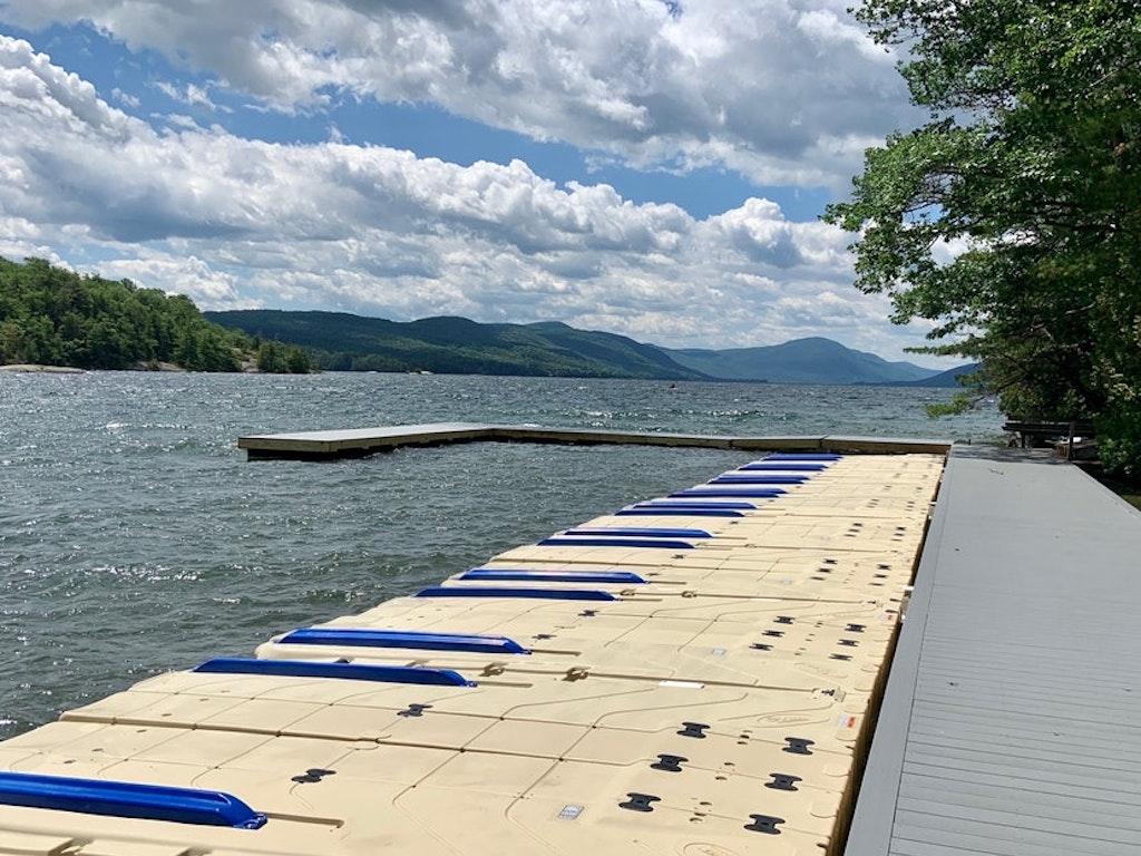 Major Dock Upgrade