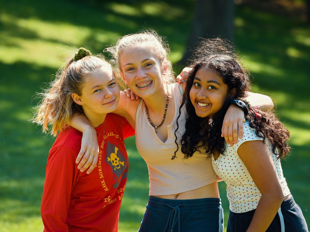 Empower young girls and teens at Adirondack!