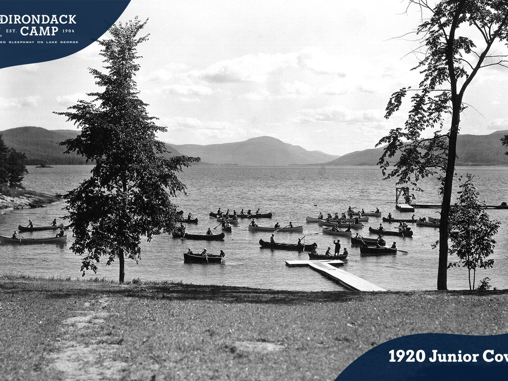 Photos of Camp in the 1920s