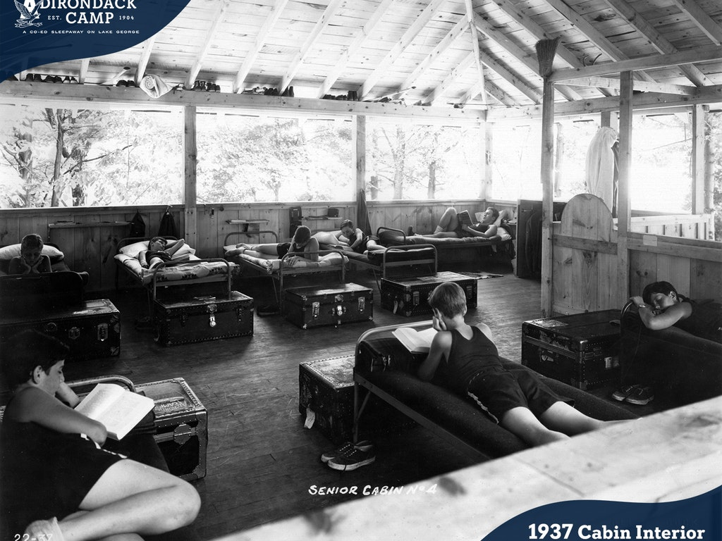 Vintage Cabin Photos 1930s