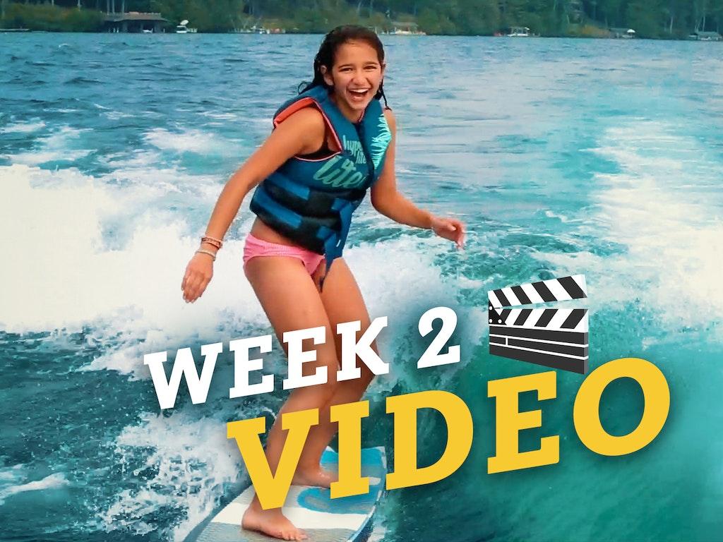 2021 Week 2 Video