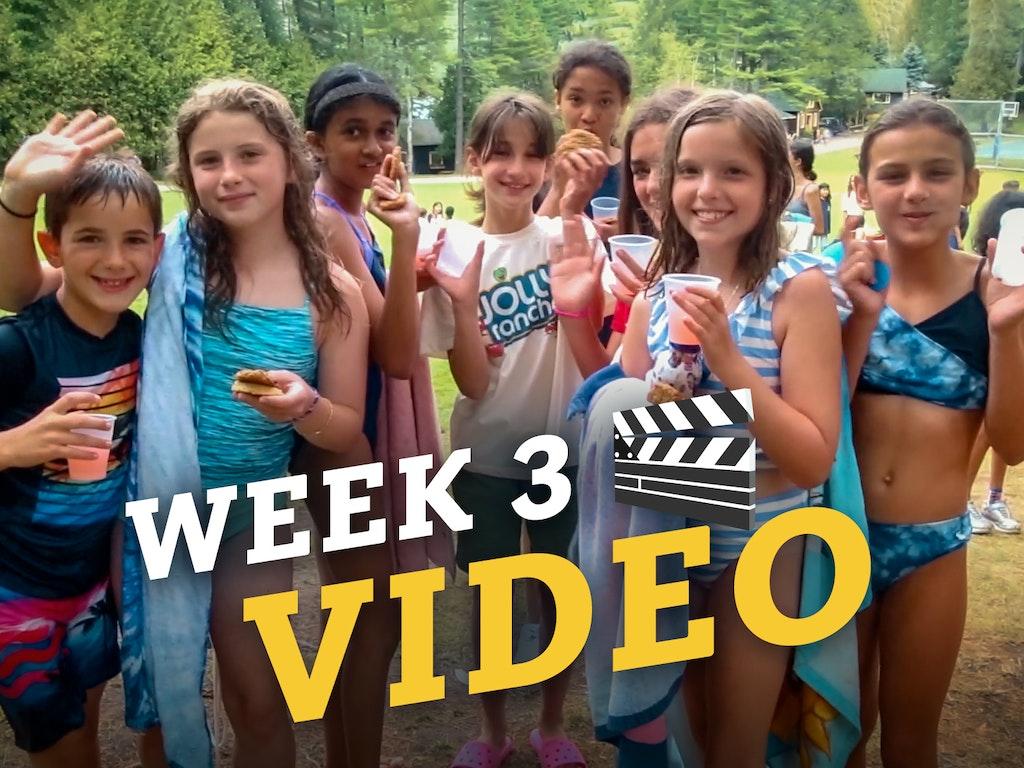 2021 Week 3 Video