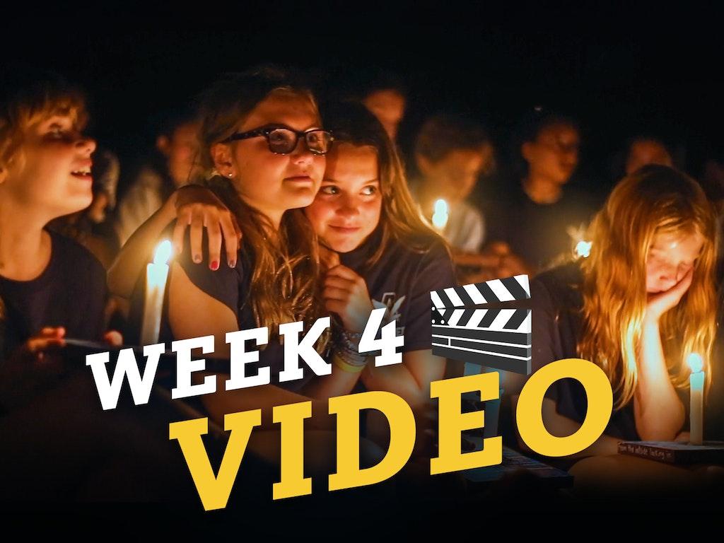 2021 Week 4 Video