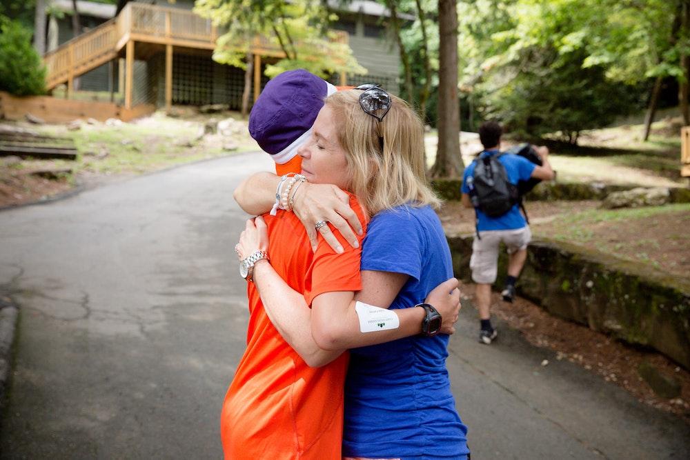 Saying goodbye at camp highlander coed summer camp in north carolina.jpg?ixlib=rails 2.1