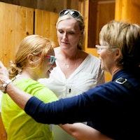 Goodbyes at camp highlander coed summer camp in north carolina.jpg?ixlib=rails 2.1
