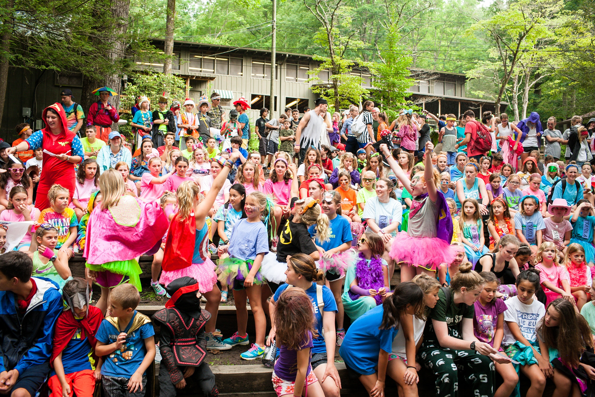 Evening costume programs in at camp highlander coed summer camp in north carolina.jpg?ixlib=rails 2.1