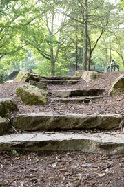 Natural steps at camp highlander coed summer camp in north carolina.jpg?ixlib=rails 2.1