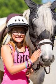 Equestrian activity at camp highlander coed summer camp north carolina.jpg?ixlib=rails 2.1