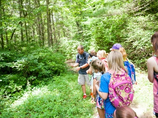 Hiking at camp highlander coed summer camp north carolina.jpg?ixlib=rails 2.1