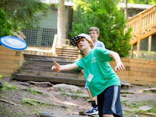 Frisbee golf at camp highlander coed summer camp north carolina.jpg?ixlib=rails 2.1