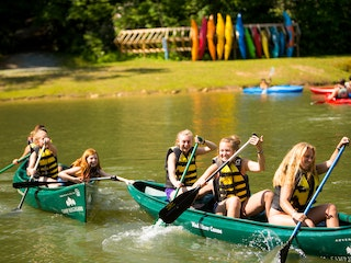 Canoeing at highlander coed summer camp north carolina.jpg?ixlib=rails 2.1