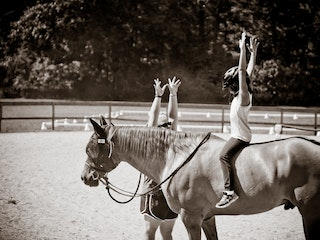Learning to ride at highlander coed summer camp north carolina.jpg?ixlib=rails 2.1