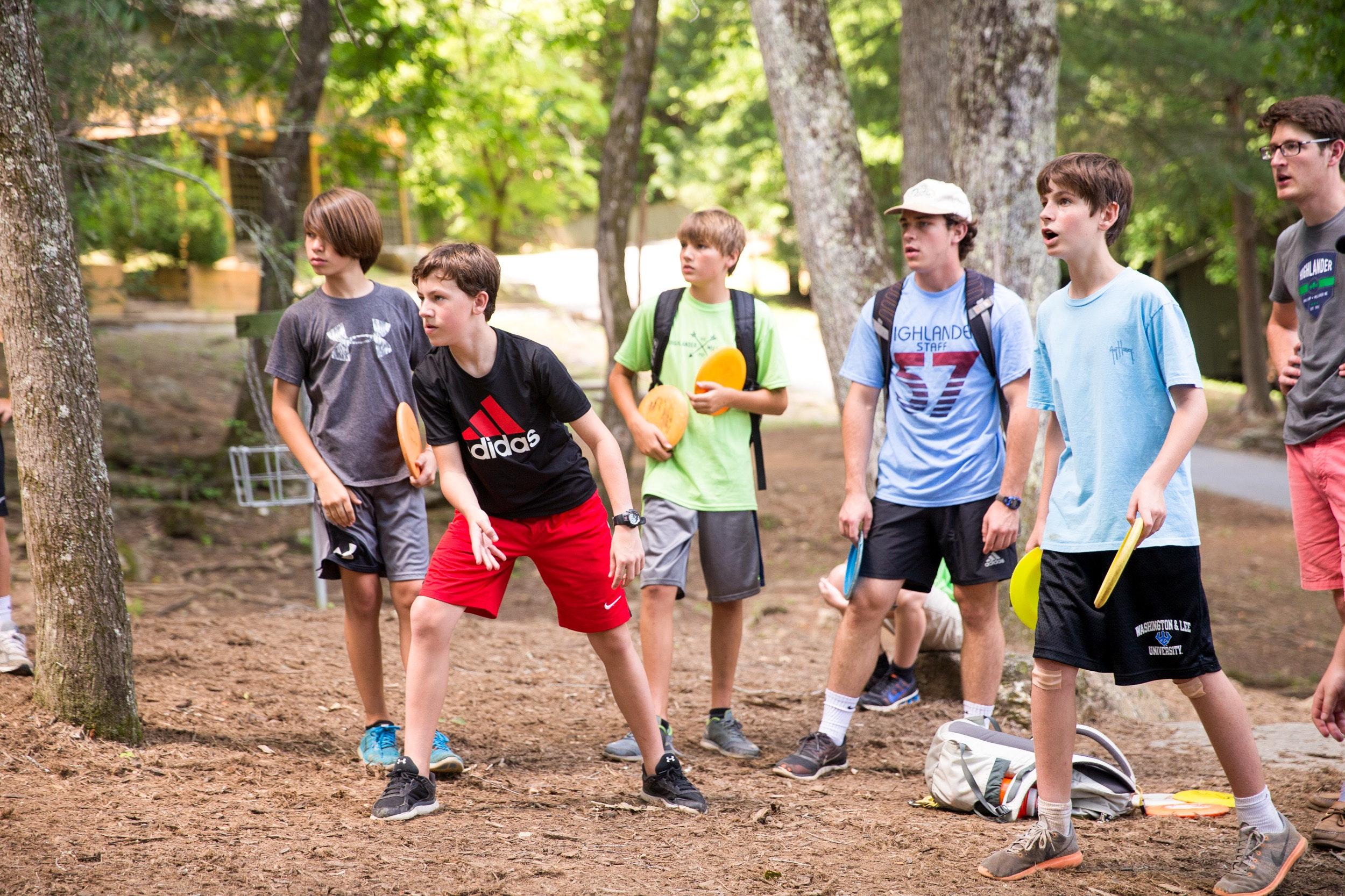 Senior camp activities at highlander coed summer camp north carolina.jpg?ixlib=rails 2.1