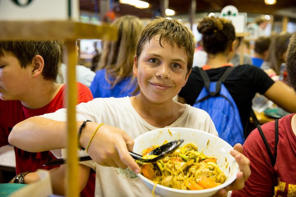 Lunch at highlander summer camp for boys and girls in north carolina.jpg?ixlib=rails 2.1