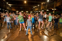 Barn dance at highlander summer camp for boys and girls in north carolina.jpg?ixlib=rails 2.1