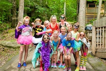Silly costumes at highlander summer camp for boys and girls in north carolina.jpg?ixlib=rails 2.1