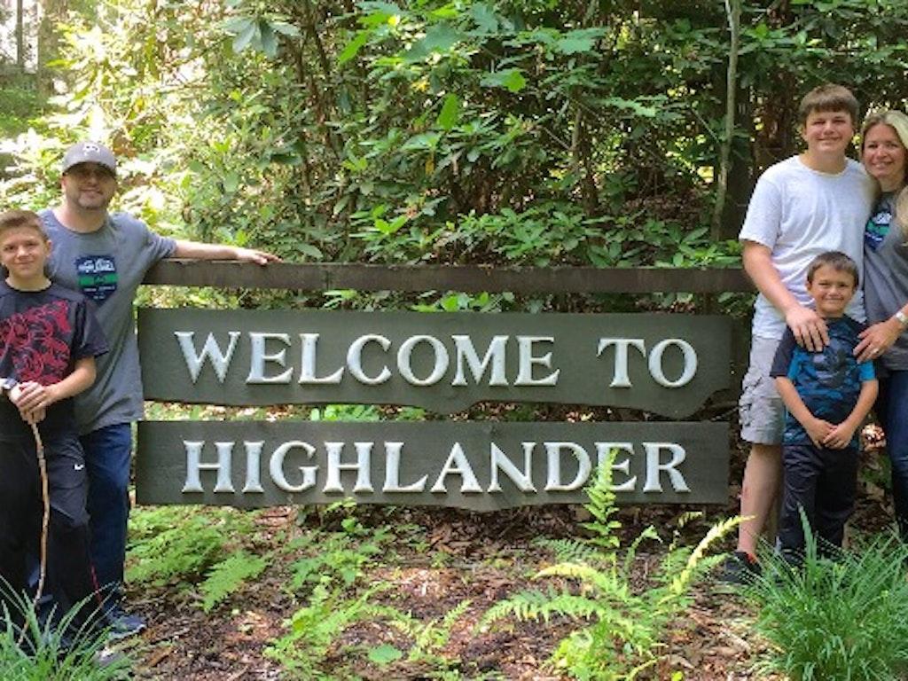 Highlander Family Spotlight: The Shorts