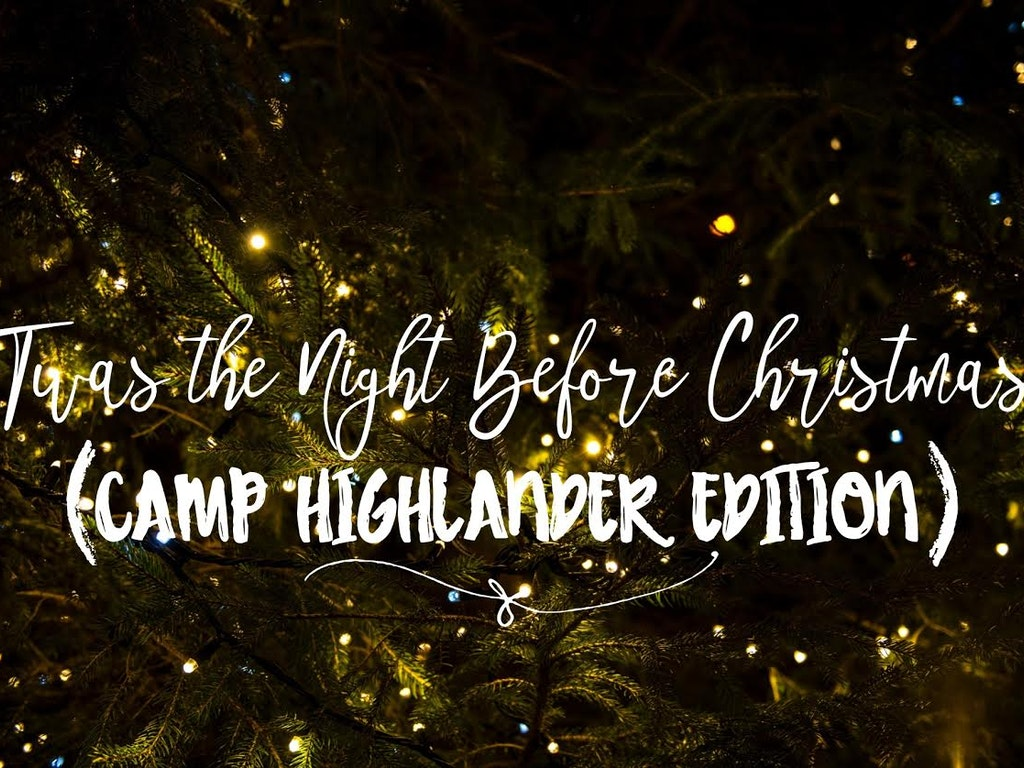 'Twas the Night Before Christmas (CH Edition)