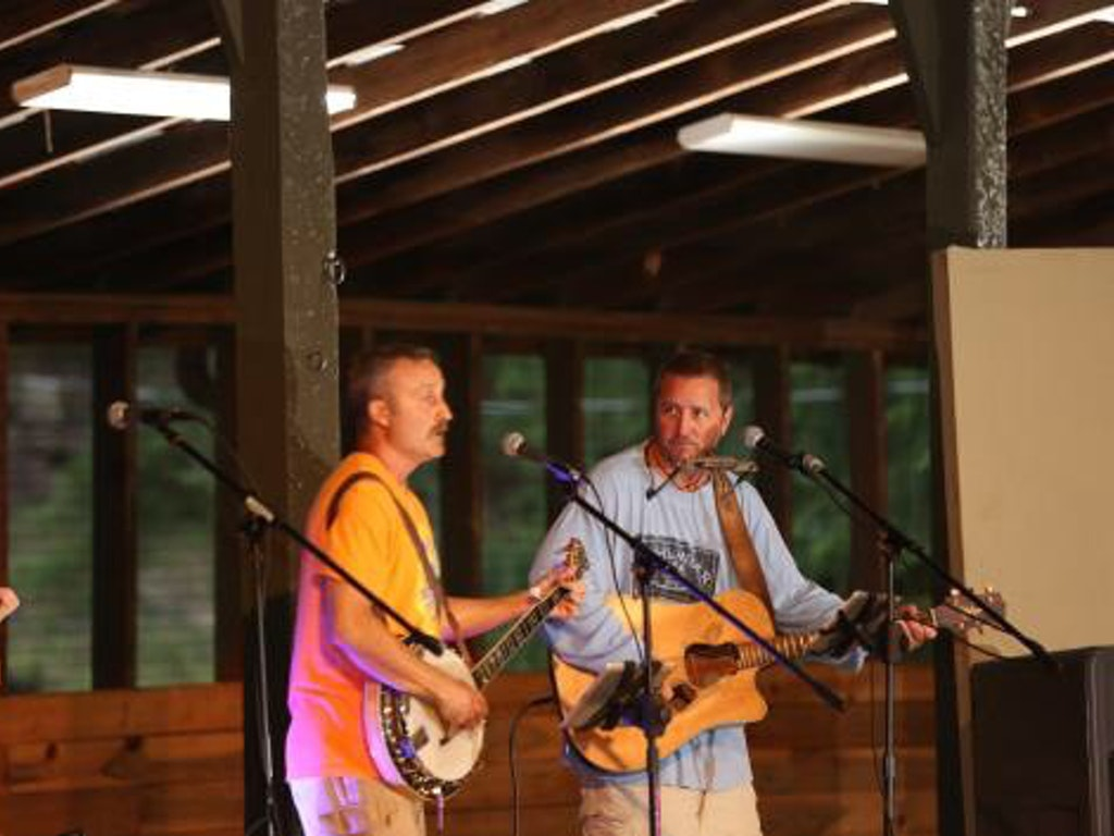 Matt & Bruce: Fixtures in the Highlander Family
