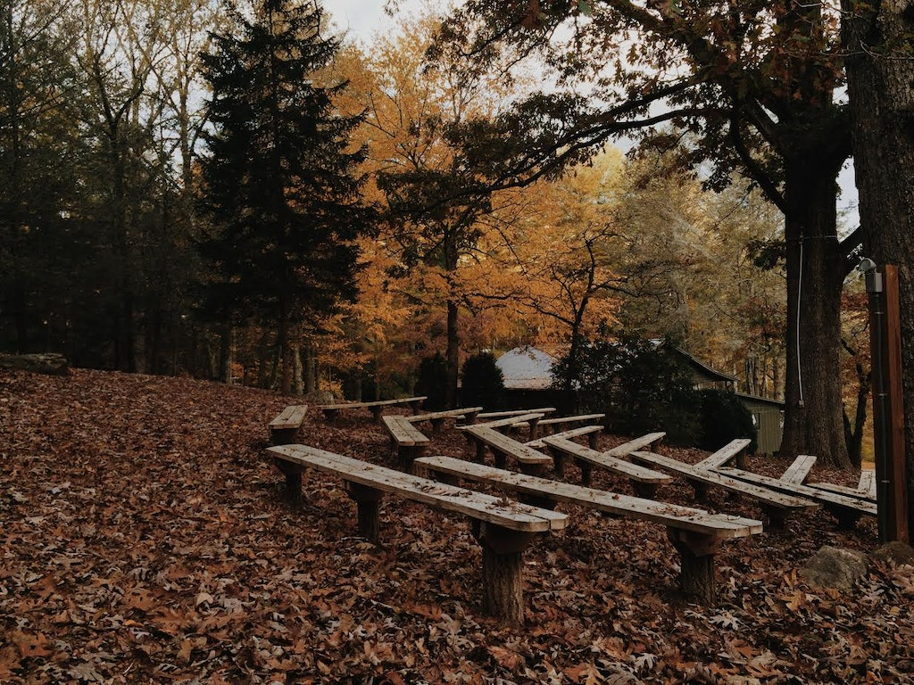 The Magic of Fall on Old Forge Mountain